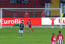 Luís Paulo Lopes defende penalti, comete outro e faz dupla-defesa – CD Aves 1-0 Caldas SC