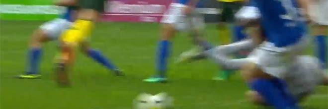 André Moreira evita derrota duas vezes no último suspiro – FC Paços de Ferreira 1-1 CF Os Belenenses