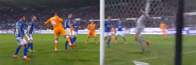 André Moreira garante vitória em duas defesas espetaculares – CF Os Belenenses 2-0 FC Porto