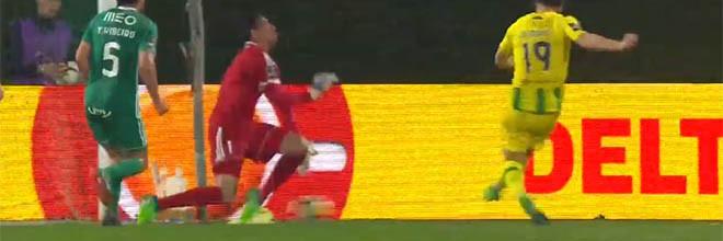 Cássio Anjos evita derrota com dupla-defesa a seis minutos do fim – Rio Ave FC 1-1 CD Tondela