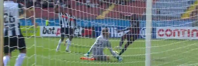 Leonardo Navacchio estreia-se e evita sete golos – GD Chaves 2-1 Portimonense SC