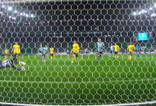 Mário Felgueiras evita golos de forma espetacular antes de se lesionar – Sporting CP 2-0 FC Paços de Ferreira