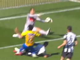 Ricardo Ferreira evita golo no um-para-um – Portimonense SC 0-1 Estoril
