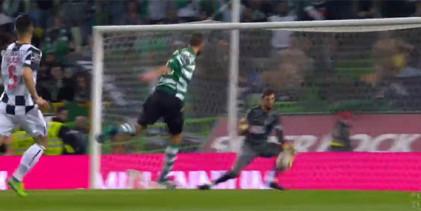 Vagner Silva destaca-se em sete defesas – Sporting CP 1-0 Boavista FC