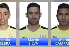 Fernando Muslera, Martín Silva e Martín Campaña convocados para o Mundial'2018 pelo Uruguai