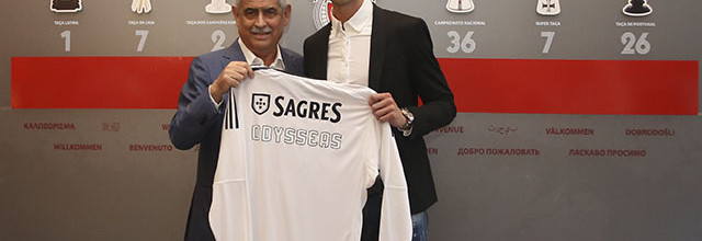 Odisseas Vlachodimos assina pelo SL Benfica até 2023
