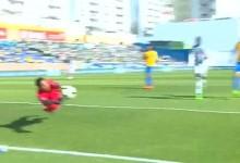 Renan Ribeiro evita auto-golo em defesa de qualidade – Estoril 2-1 Vitória FC