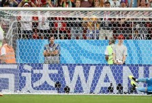 Rui Patrício v. Alireza Beiranvand – Portugal 1-1 Irão – Estatísticas