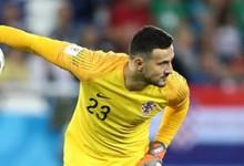 Danijel Subasic v. Francis Uzoho – Croácia 2-0 Nigéria – Estatísticas