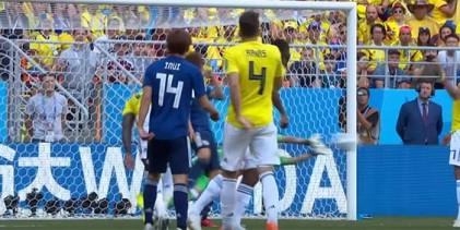 David Ospina evita dois golos – Colômbia 1-2 Japão