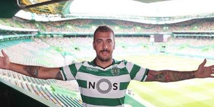Emiliano Viviano assina pelo Sporting CP