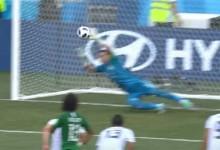 Essam El-Hadary defende penalti em jogo de recorde – Arábia Saudita 2-1 Egipto