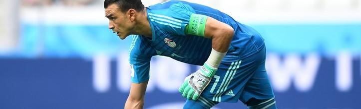 Essam El-Hadary torna-se o jogador mais velho de sempre em Mundiais aos 45 anos