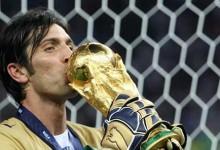 Mundial'2006: Gianluigi Buffon campeão do Mundo e pulverizador de defesas