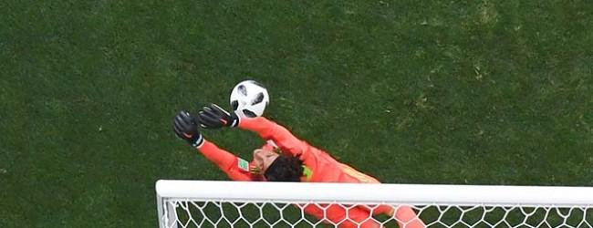 Manuel Neuer v. Guillermo Ochoa – Alemanha 0-1 México – Estatísticas