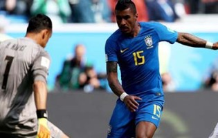 Alisson Becker v. Keylor Navas – Brasil 2-0 Costa Rica – Estatísticas