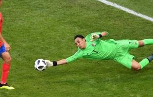 Keylor Navas intervém por quatro vezes em destaque – Costa Rica 0-1 Sérvia