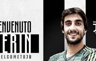 Mattia Perin assina pelo Juventus FC