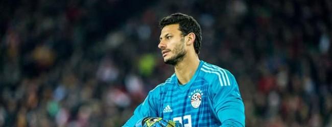 Mohamed El-Shenawy estreou-se há três meses contra Portugal, sentou a lenda El-Hadary e começa Mundial'2018