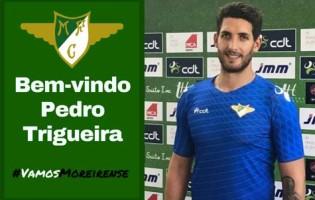 Pedro Trigueira assina pelo Moreirense FC