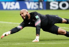 Mundial'2014: Tim Howard estabelece recorde com dezasseis defesas frente à Bélgica