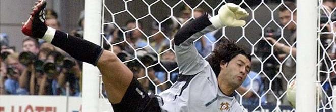 Mundial'2002: Quim e Ricardo Pereira na qualificação, Vítor Baía numa fase final atípica