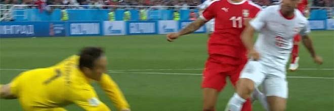 Yann Sommer e Vladimir Stojkovic destacam-se em desvios – Suíça 2-1 Sérvia
