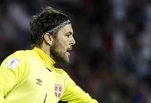 Vladimir Stojkovic, Marko Dmitrovic e Predrag Rajkovic convocados para o Mundial'2018 pela Sérvia