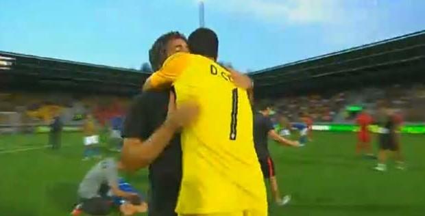 Diogo Costa, João Virgínia e Ricardo Benjamim campeões do Europeu sub-19 por Portugal