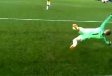 Jordan Pickford evita golo espetacular e defende penalti decisivo que coloca Inglaterra nos quartos do Mundial'2018