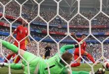 Jordan Pickford destaca-se em três defesas e leva Inglaterra às meias-finais do Mundial'2018