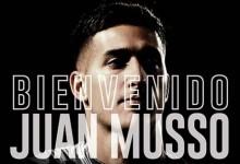 Juan Musso assina pela Udinese