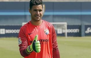 Munir Mohand assina pelo Málaga CF