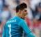 Thibaut Courtois torna-se o guarda-redes mais internacional pela Bélgica no terceiro lugar do Mundial'2018