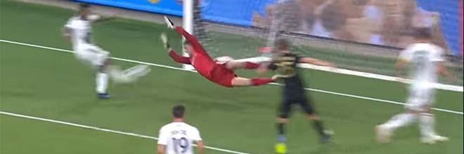 Tyler Miller dá o corpo a defesa espetacular – Los Angeles FC 2-2 LA Galaxy FC