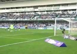 Wilson: guarda-redes marcou segundo golo na temporada na Série B – Coritiba 2-2 EC São Bento