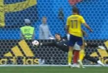 Yann Sommer evita golo em defesa de qualidade – Suécia 1-0 Suíça