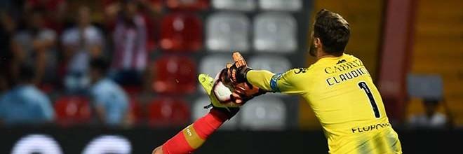 Cláudio Ramos convocado à seleção de Portugal junto de Beto Pimparel e Rui Patrício