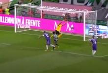 Cristiano Figueiredo é batido mas aparece em destaque – Sporting CP 2-1 Vitória FC