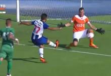Daniel Fernandes garante vitória em duas defesas – FC Porto B 1-3 SC Farense