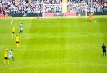 Ederson Moraes faz assistência em pontapé de baliza – Manchester City FC 6-1 Huddersfield