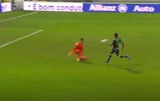 Jhonatan Luiz impediu quatro golos – Moreirense FC 1-3 Sporting CP