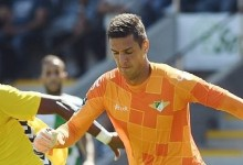 Jhonatan Luiz é o guarda-redes da segunda jornada da Primeira Liga 2018/2019