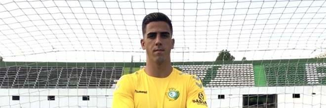 Joel Pereira emprestado ao Vitória FC