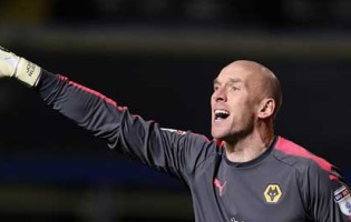 John Ruddy renova pelo Wolverhampton WFC