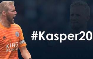 Kasper Schmeichel renova pelo Leicester City FC