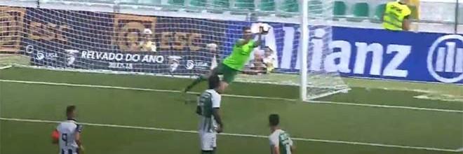 Léo Jardim estreia-se e aparece em duas defesas – Portimonense SC 0-2 Rio Ave FC