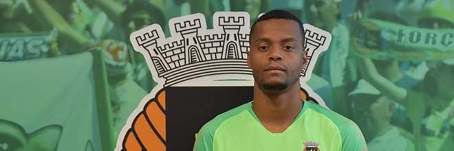 Paulo Vítor dos Anjos assina pelo Rio Ave FC