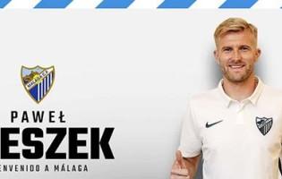 Pawel Kieszek assina pelo Málaga CF