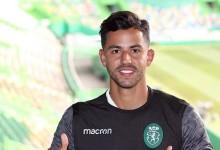 Renan Ribeiro emprestado ao Sporting CP